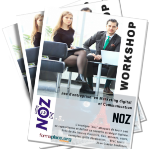 Business game Noz bachelor master marketing